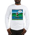 Cot Paddleboarding Long Sleeve T-Shirt