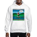 Cot Paddleboarding Hooded Sweatshirt