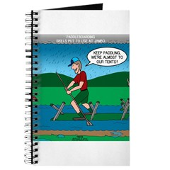 Cot Paddleboarding Journal
