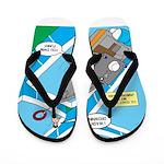 Water Rescue Flip Flops