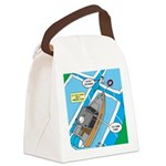 Water Rescue Canvas Lunch Bag