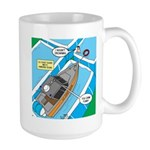 Water Rescue Large Mug
