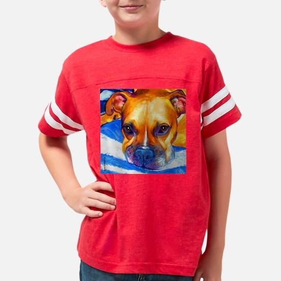 jack_tile Youth Football Shirt