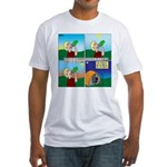 Hydrate and Dehydrate Fitted T-Shirt