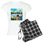 Hydrate and Dehydrate Women's Light Pajamas