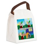 Hydrate and Dehydrate Canvas Lunch Bag