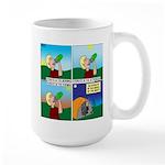 Hydrate and Dehydrate Large Mug