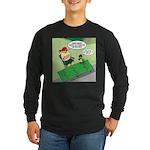 Patch Trading Long Sleeve Dark T-Shirt