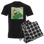 Patch Trading Men's Dark Pajamas