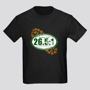 26.5:1 - Sedona Trail Kids Dark T-Shirt