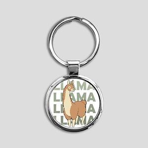 Llama, Llama, Llama! Keychains