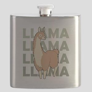 Llama, Llama, Llama! Flask