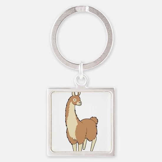 Llama! Keychains