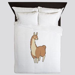 Llama! Queen Duvet