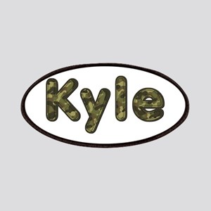 Kyle Army Patch