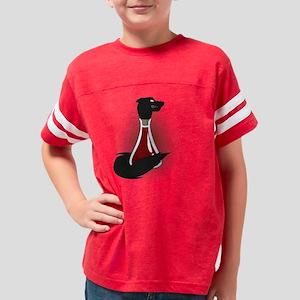 hound health copy Youth Football Shirt