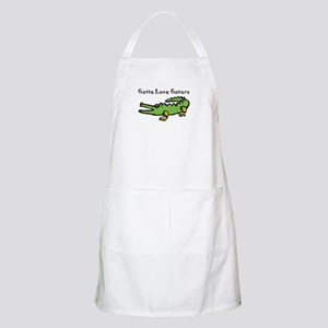 Gotta Love Gators BBQ Apron