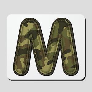 M Army Mousepad