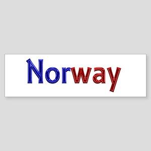 Norway Bumper Sticker