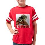 IM BUYING Youth Football Shirt