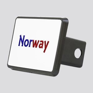 Norway Rectangular Hitch Cover