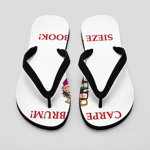 BOOKS14 Flip Flops