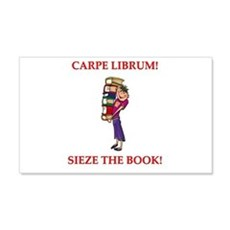 BOOKS14 Wall Decal