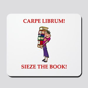 BOOKS14 Mousepad