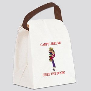 BOOKS14 Canvas Lunch Bag