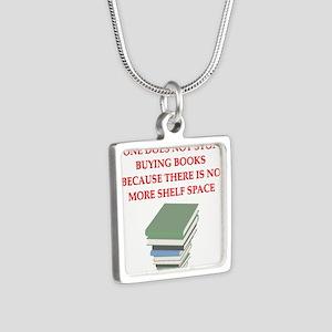 BOOKS8 Necklaces