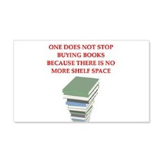 BOOKS8 Wall Decal