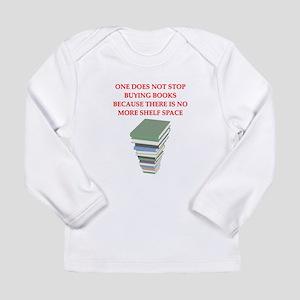 BOOKS8 Long Sleeve T-Shirt