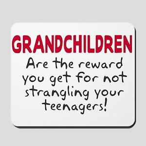 Grandchildren Reward Mousepad