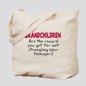Grandchildren Reward Tote Bag
