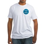 Friends of Bigfoot Fitted T-shirt