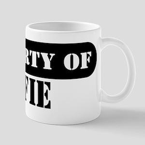 Property of Effie Mug