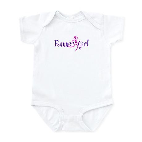 Runnergirl Infant Body Suit