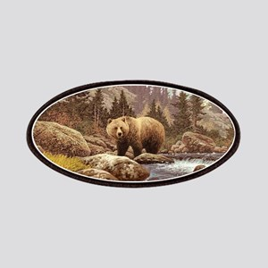 Grizzly Bear Landscape Patch