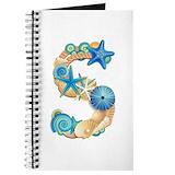 Beach theme Journals & Spiral Notebooks