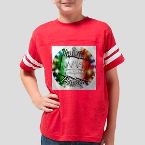 italianprincess Youth Football Shirt