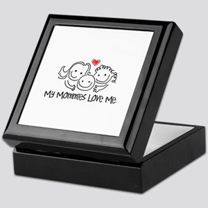 My Mommies Love Me Keepsake Box