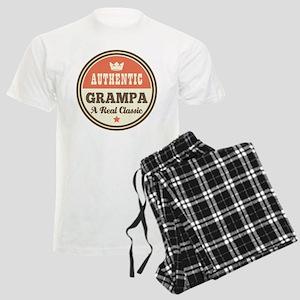 Classic Grampa Men's Light Pajamas