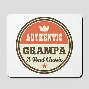 Classic Grampa Mousepad