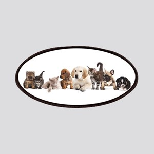 Cute Pet Panorama Patch