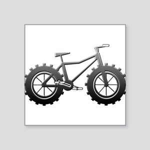 Chrome Fatbike logo Sticker