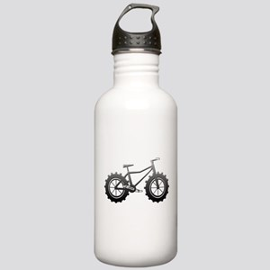Chrome Fatbike logo Water Bottle