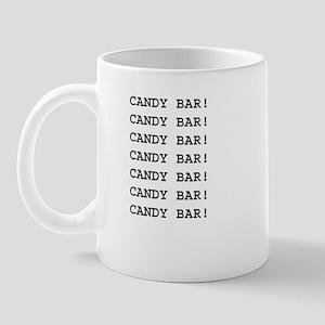 Candy Bar Mug