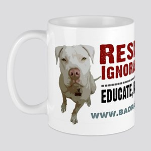 Resist Ignorance Mug
