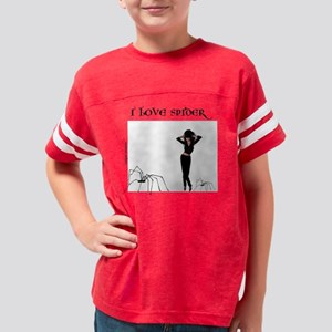 spider Youth Football Shirt
