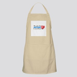 The Cure for Autism is Apron